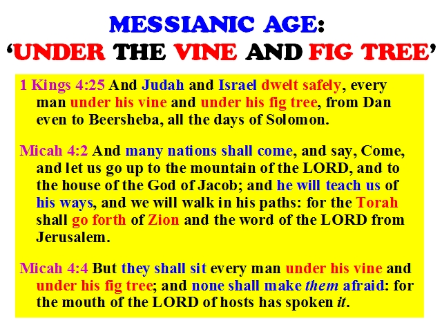 blind man under the fig tree essay ¶ there was a man sent from god, whose name was john when thou wast under the fig tree + see more popular essays - hide popular essays.