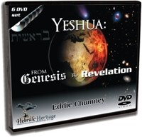 Yeshua from Genesis to Revelation